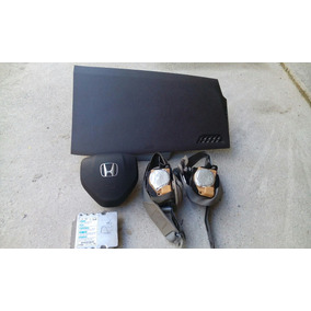 Kit Airbag Civic 2012/2013/2014 Instalado
