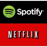 Spotify + Netflix: Contas Vitalicias ** Mega Promoção ** !!