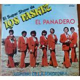 Lp Del Super Show De Los Vaskez El Panadero Lp Raro