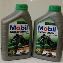 Oleo Motor Mobil Super Moto 4t Mx 10w40
