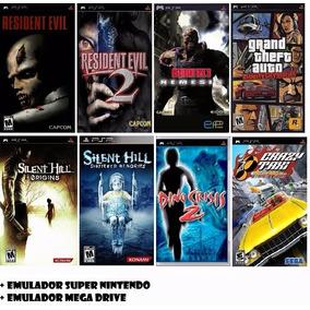Resident Evil 1,2,3,silent Hill, Dino Crisis 2,gta,etc