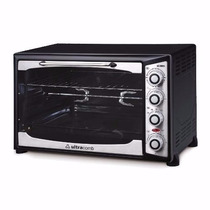 Horno Electrico Ultracomb Uc85rcl 2400w 85 Lts Grill Espiedo