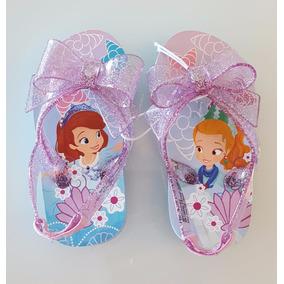 Chinelo Princesa Sofia - Disney Store Original 20/21 Pé 14cm