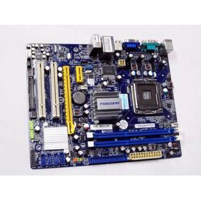 Placa Mãe Desktop Foxconn Intel G41mxe Lga775 Ddr3 Nova