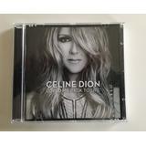 Celine Dion - Love Me Back To Life - Cd