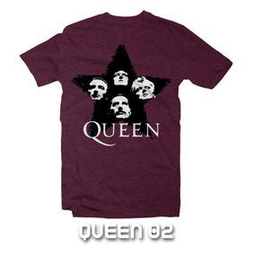 Playeras Queen Freddie Mercury - 9 Modelos Envio Incluido