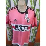 Jersey adidas Juventus De Italia Rosa 100%original Oferta