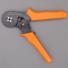 Pinza Ponchadora Para Terminales Ferrules Cilindro 23-10 Awg