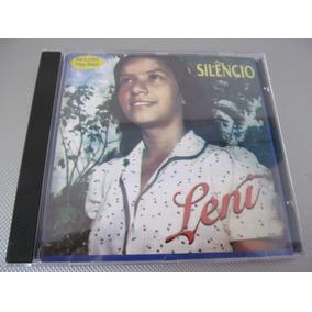 Leni Silva - Silêncio - Cd Voz + Play-back - Raro