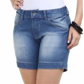 Lote Kit 3 Shorts Jeans Hot Pants Lycra Preço De Atacado