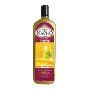 Shampoo Tío Nacho Ginseng Con Jalea Real 1 Lt