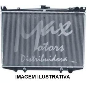 Radiador Mec Vw - Volkswagen Polo 1.8 Classic 99 - 02 No