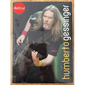 Dvd + Cd Humberto Gessinger Insular Ao Vivo (2014) Lacrado!!