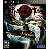Bayonetta Español - Mza Games Ps3