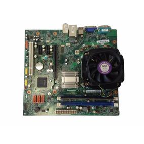 Placa Mãe Lenovo L-ig41m2 Com Dual Core E5700 E 2gb Memória