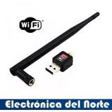 Usb Wireless Wifi Antena De Red Inalambrico 600 Mbps