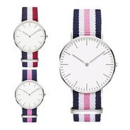 Reloj Tela Britanic Unisex   Por Mayor Oferta  X 5 Unidades