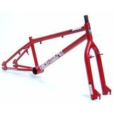 Quadro Pro-x Serie 7 Vermelho C/garfo