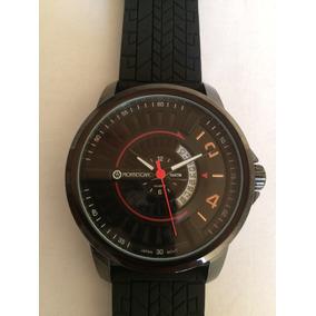 Reloj Montescano Caballero Caucho