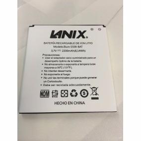 Bateria Lanix S210 S210-bat 3.7v 1500mah Nueva