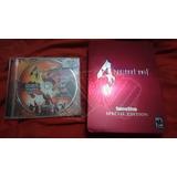 Resident Evil 4 Special Edition + Extras/ Nintendo Gamecube