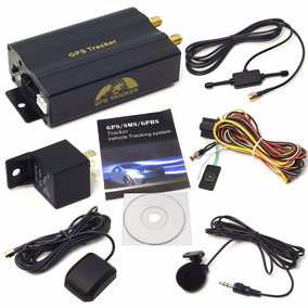 Gps Tracker +alarma +sistema Satelital +plataforma +instalac