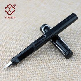 Kit De 2 Canetas Tinteiro Yiren (estilo Lamy) + Vidro Tinta