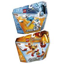 Lego Speedorz Chima Frozen Spikes - Din Don
