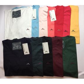 Camisetas Originales Algodon Pima Hanger Cuello V