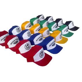 10 Bonés Personalizados Logotipo Logomarca Estampado Brim