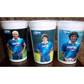 Vasos Coleccionables Pepsi