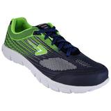 Tênis Running Verde Masculino Box 58230028