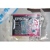 Cartucho Inkjet Cartridge Epson To1333 Magenta