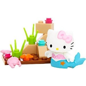 Figura Mega Bloks Hello Kitty Sirena Toy