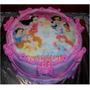 Torta Princesas De Disney Wilton Precio X Kilo