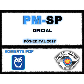 Pm-sp (pmsp) - Oficial