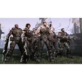 Gears Of War 3 Para Xbox 360 O Xbox One