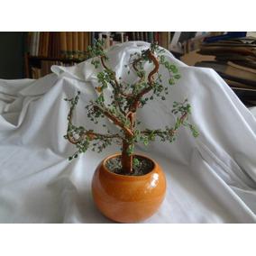 Arbol Bonsai De Alambre De Cobre