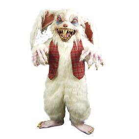Disfraz De Conejito Costume, Halloween, Terror, Miedo