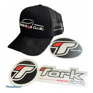 Boné Triton 4x4 Club By Tork 4x4