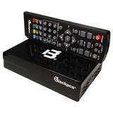 Decodificador Tv Blackpcs Plastico Hdmi Usb Coaxial Cont E0