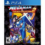 Megaman Legacy Collection 2 Ps4, Disco, Nuevo Y Sellado