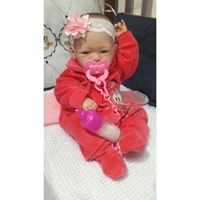 Bebê Reborn Realista - Pronta Entrega - Frete Grátis