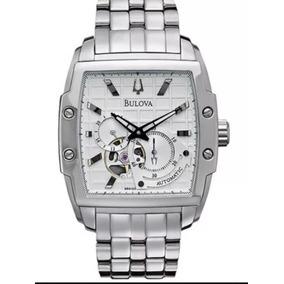 Reloj Bulova Bva-series Acero Automatico Original