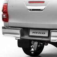 Enganche Remolque Toyota Hilux Revo 2016/ Keko