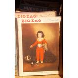 Revistas Zig Zag De La Decada Del 50