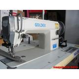 Maquina De Coser Industrial Goldex Zig Zag
