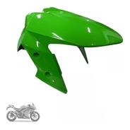 Paralama Dianteiro Verde Mod Original Kawasaki Ninja 300