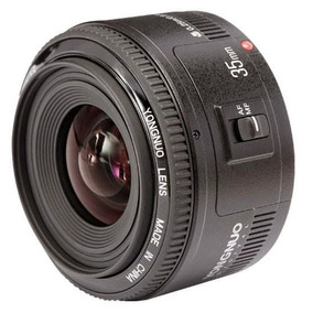 Lente Yongnuo Yn-35mm F2 Canon Garantía + Entrega Inmediata