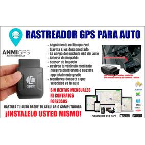 Rastreador Automovil Gps Localizador+chip+app Movil+web